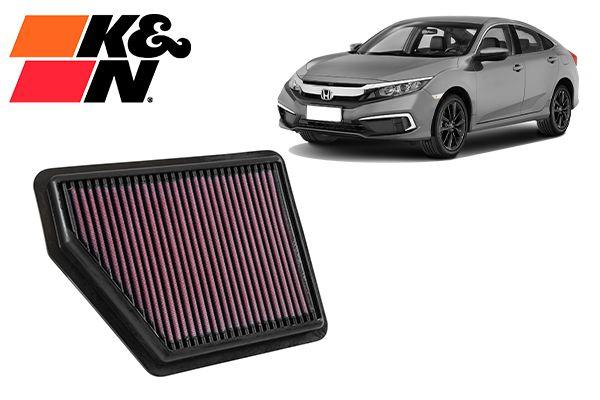 Filtro K&N Honda Civic 2.0 17+