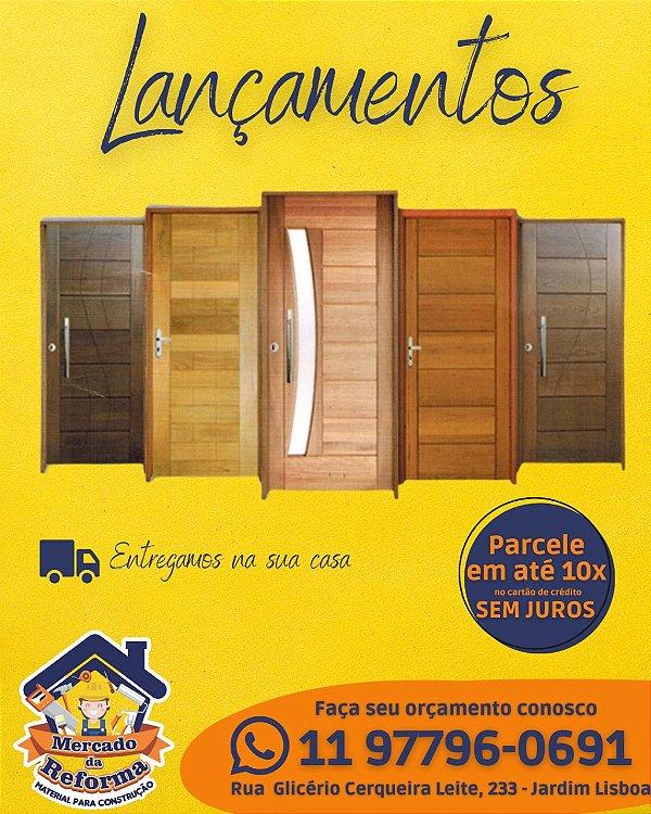 Portas Pivotantes Completas em madeira maciça - Sua Casa Muito mais Bonita!!!