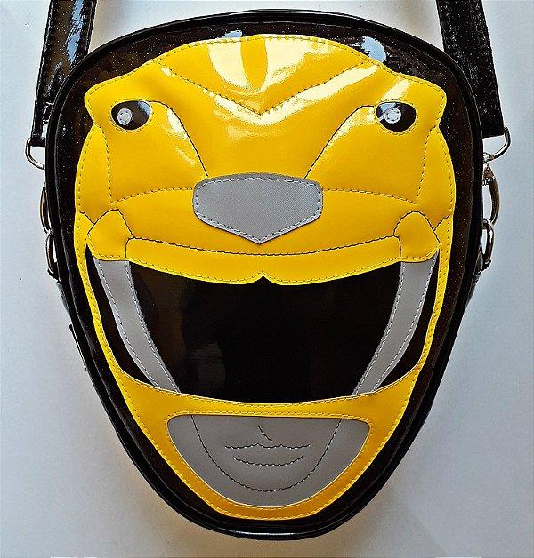 Bolsa Nara Prado Power Ranger Amarelo