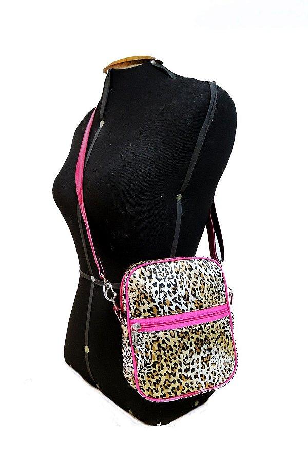 Bolsa Shoulder Bag Onça