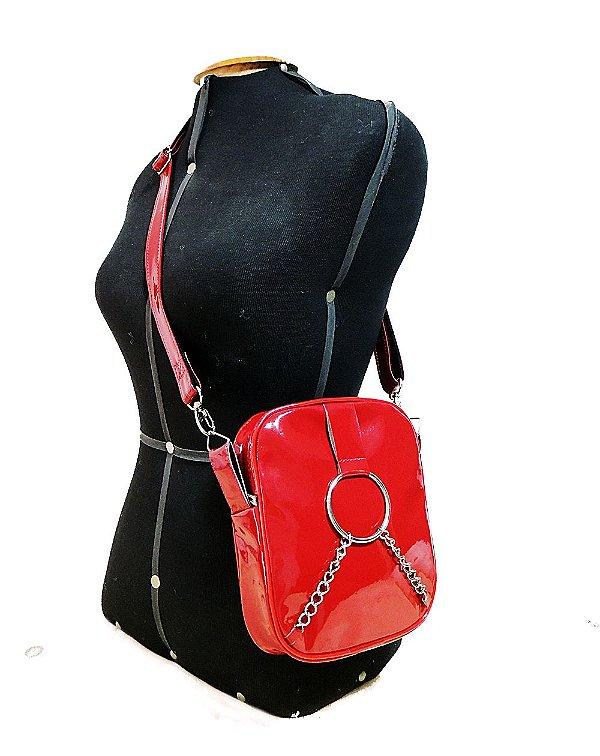 Bolsa Shoulder Bag Verniz