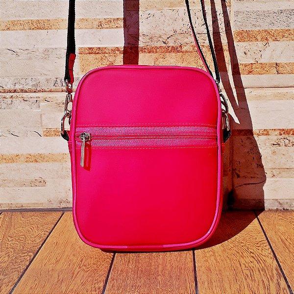 Bolsa Shoulder Bag Neon Rosa