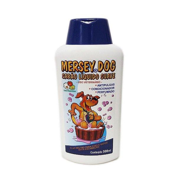Sabão Líquido para Cães Mersey Dog 500ml