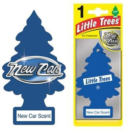 LITTLE TREES AROMATIZANTE PARA CARRO NEWCAR