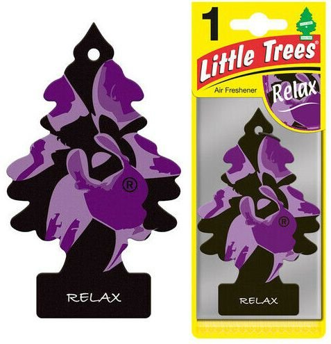 LITTLE TREES AROMATIZANTE PARA CARRO RELAX
