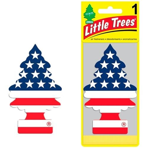 LITTLE TREES AROMATIZANTE PARA CARRO VANILLAPRIDE
