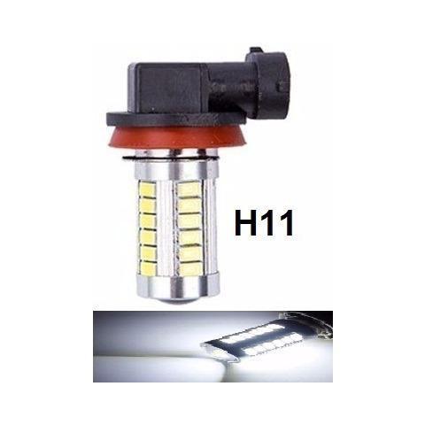 Lampada Led H11 33 Led Cree Branco 12v