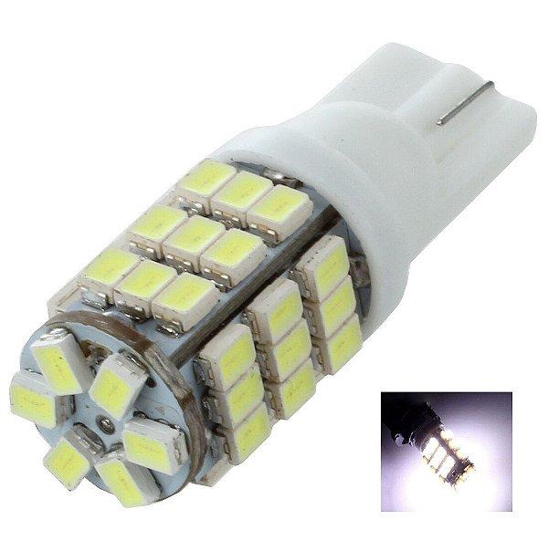 LAMPADA T10 42 LED W5W BRANCO 12V