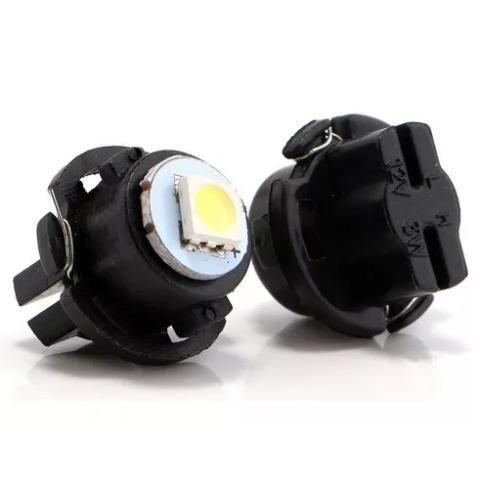 Lampada T6.5 18mm Led Branco 12v