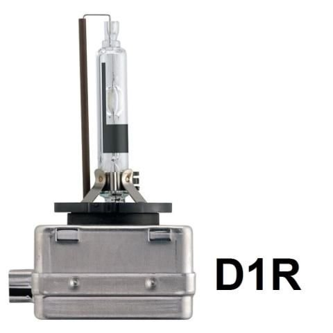 Lampada Xenon D1r 6000k Universal 12v