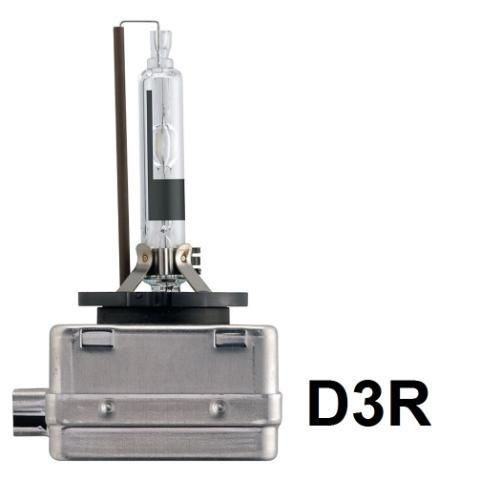Lampada Xenon D3r 6000k Universal