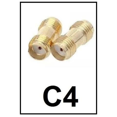 Conector Sma Mod. C4