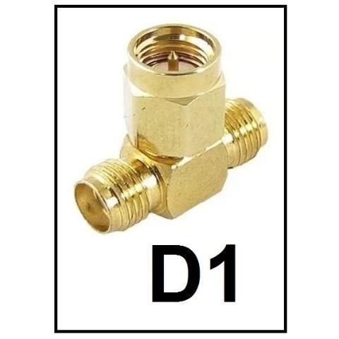 CONECTOR SMA MOD. D1