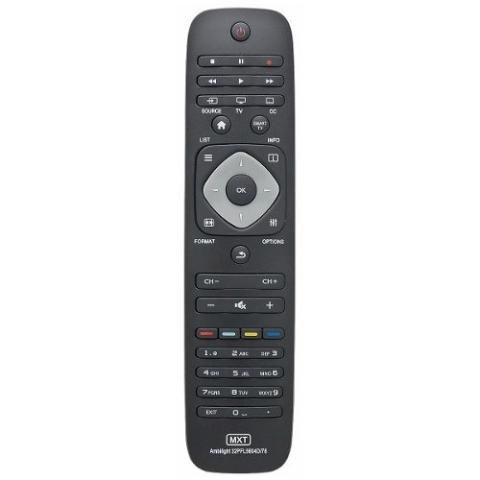 CONTROLE REMOTO TV LED PHILIPS AMBILIGHT 32PFL5604