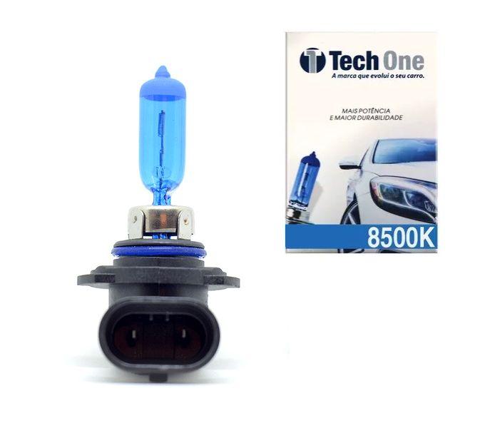Lampada Super Branca HB3 8500k Xenon 12v 55w Techone (unidade)