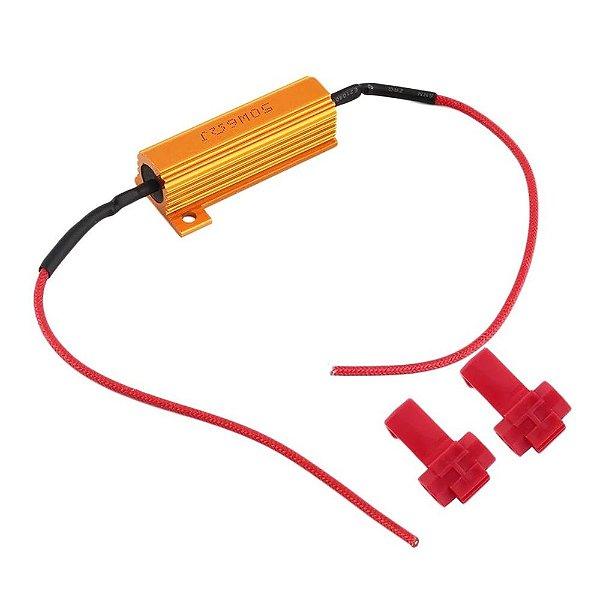 Resistor Canceller 50W 6RJ Livre Erros (unidade)