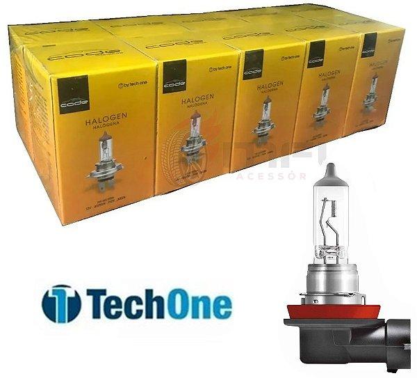 Lampada Halogena H11 4300k 12v 55w Code (unidade) 12v
