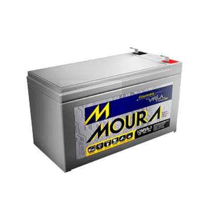 Bateria Selada 12V Nobreak Moura