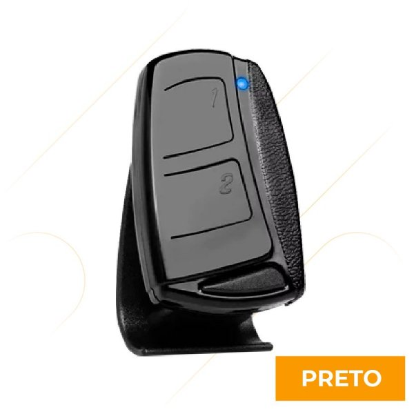 Controle Remoto Tx Top 433Mhz - Ipec