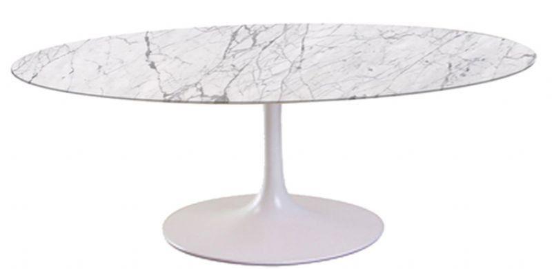 Mesa de Jantar Saarinen Carrara