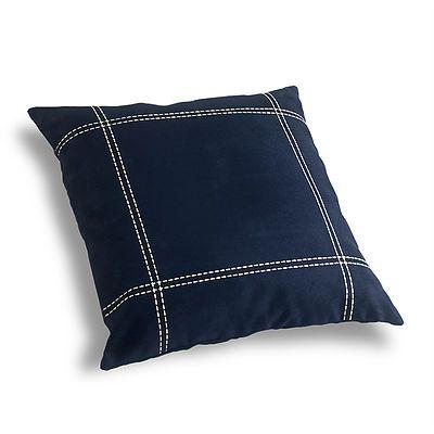 Almofada Camurça Azul