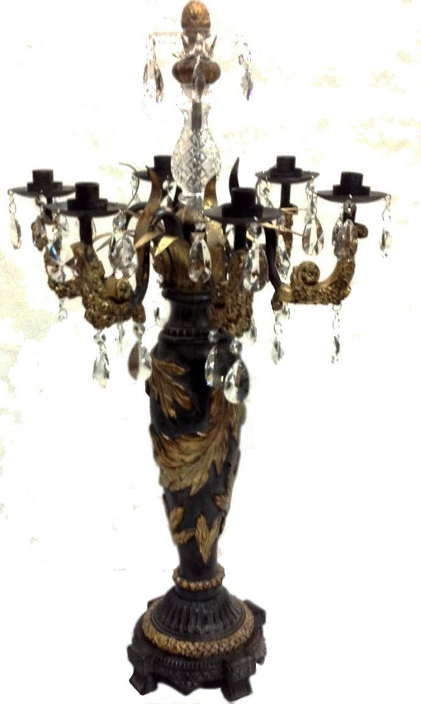 Castiçal 6 velas