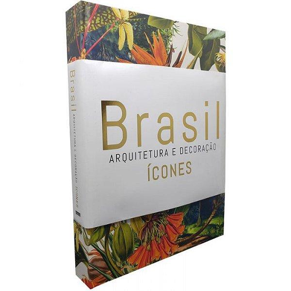 Livro Brasil Ícones