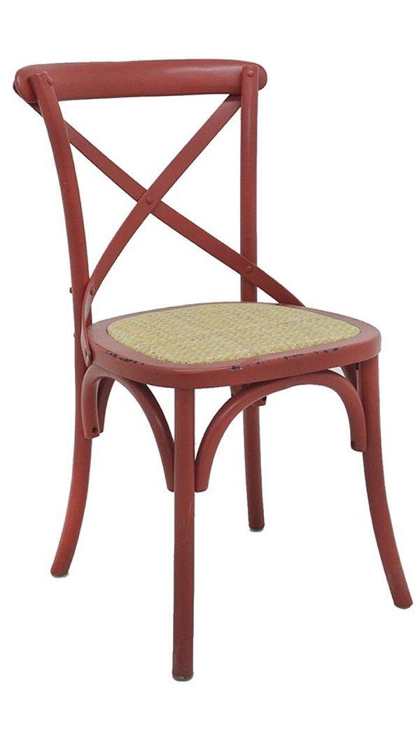 Cadeira Katrina Vermelha