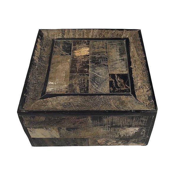 Caixa Decorativa Osso
