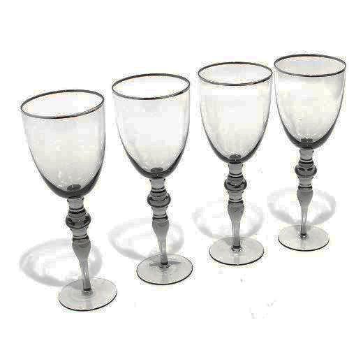 Conjunto Taças de Vidro - 4 peças