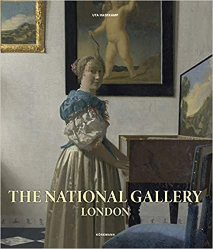 Livro The National Gallery London
