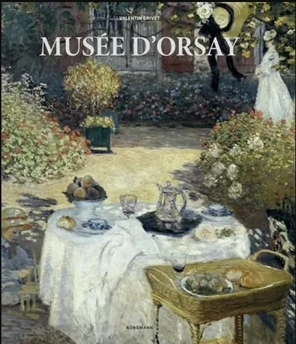 Livro Musee D'orsay