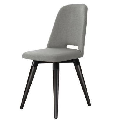 Conjunto com 6 Cadeiras Selina Giratória