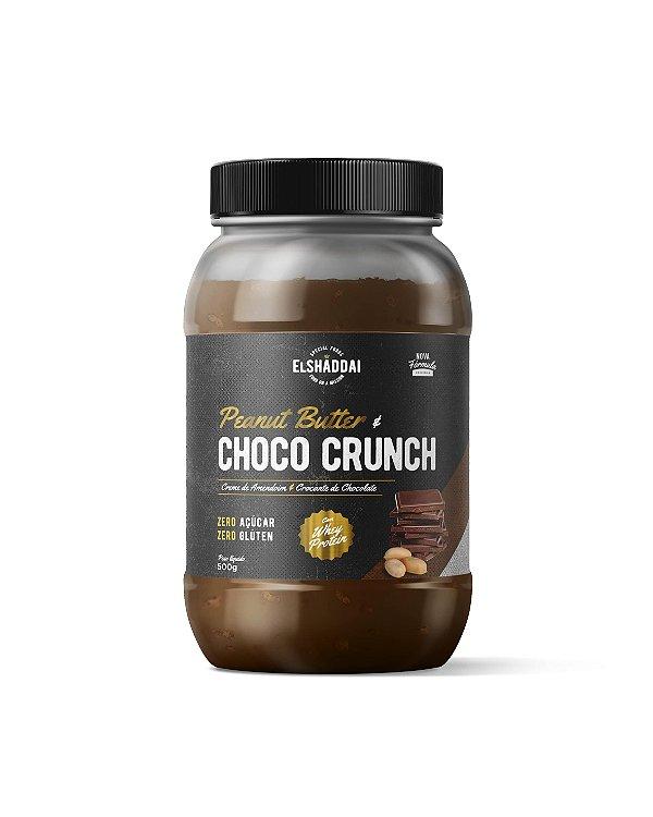 Pasta de Amendoim Proteico com Whey, sabor chocolate 500g - PREÇO PROMOCIONAL DE BLACK FRIDAY