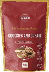 Pão de frigideira Low Carb cookies 500g - PREÇO PROMOCIONAL DE BLACK FRIDAY
