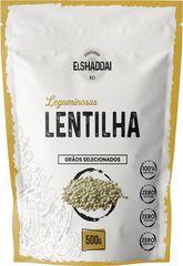 Lentilha 500g - PREÇO PROMOCIONAL DE BLACK FRIDAY