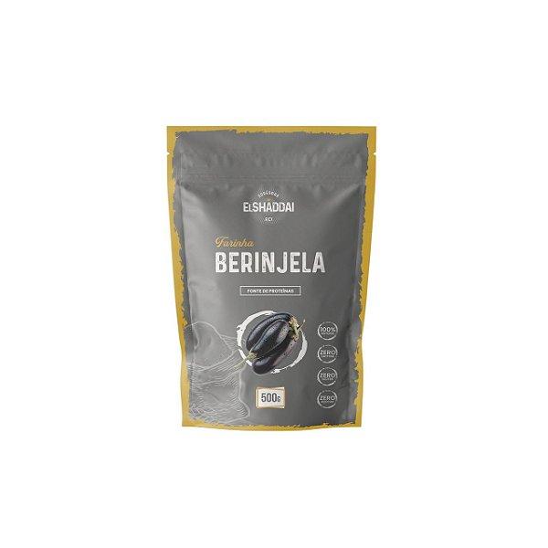 Farinha de Beringela 500g -PREÇO PROMOCIONAL BLACK FRIDAY
