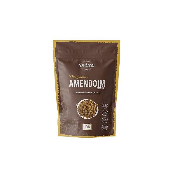 Amendoim torrado com sal 100g -PREÇO PROMOCIONAL