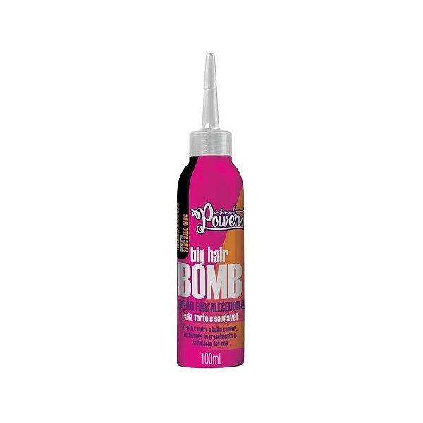 Big hair bomb Loção Fortalecedora - Soul Power