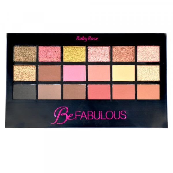 Paleta Be Fabulous - Ruby Rose