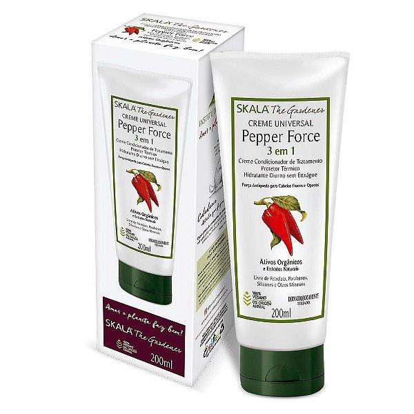 Creme de tratamento Pepper Force -Skala