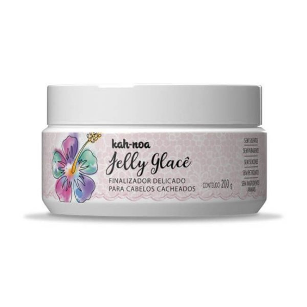 Kah-noa - Finalizador Suave Jelly Glace 200g