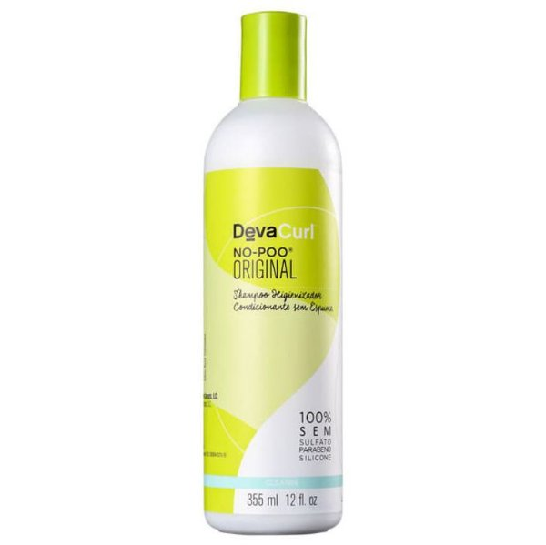 DEVA CURL SHAMPOO NO POO ORIGINAL 355ML