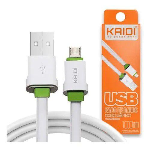 Cabo USB V8 1M KAIDI KD-305