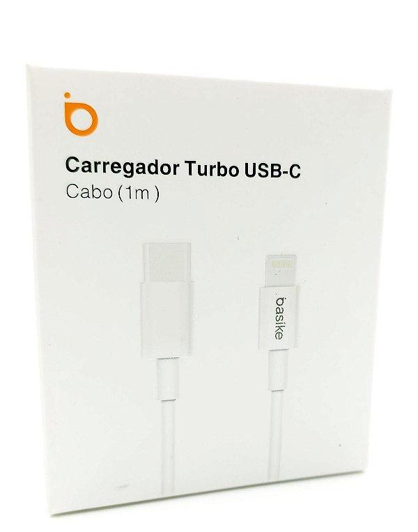 Cabo USB-C 1M Turbo para iPhone