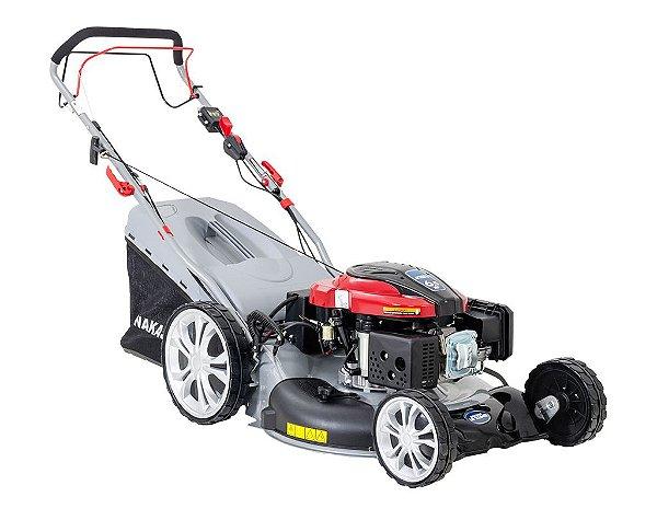 Cortador de Grama combustível partida elétrica tração 6,5HP