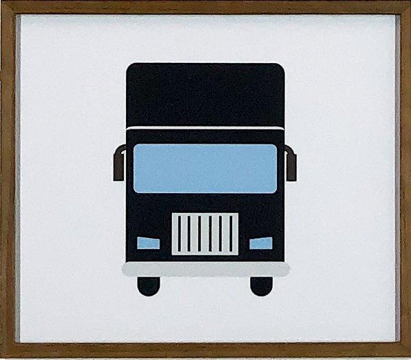 Caminhão Preto
