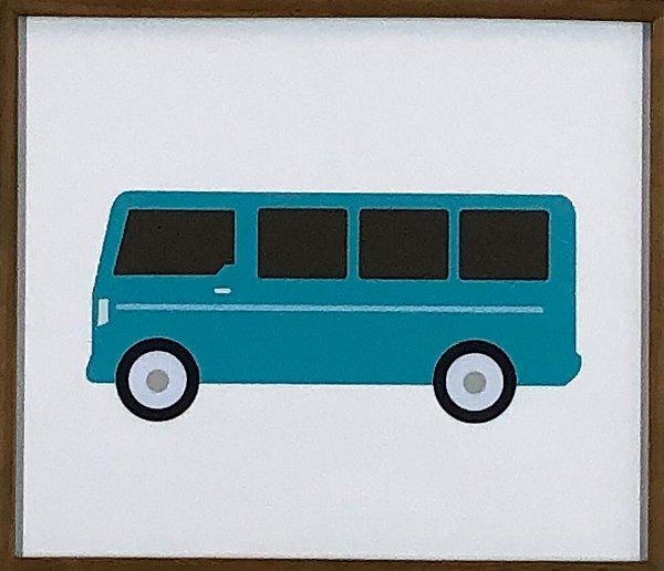 Ônibus Azul