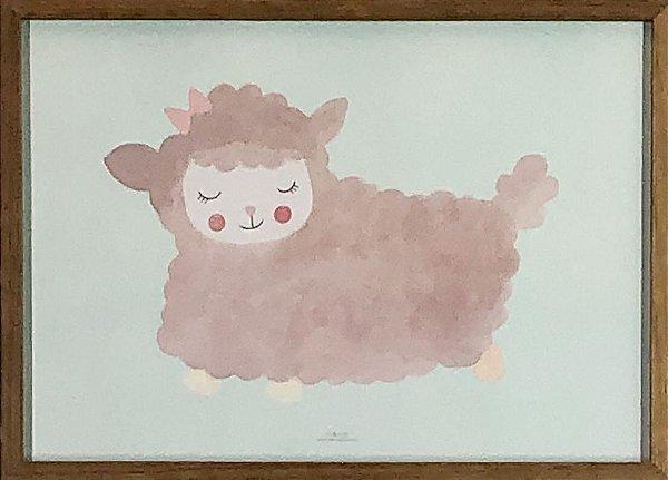 Ovelha com Laço