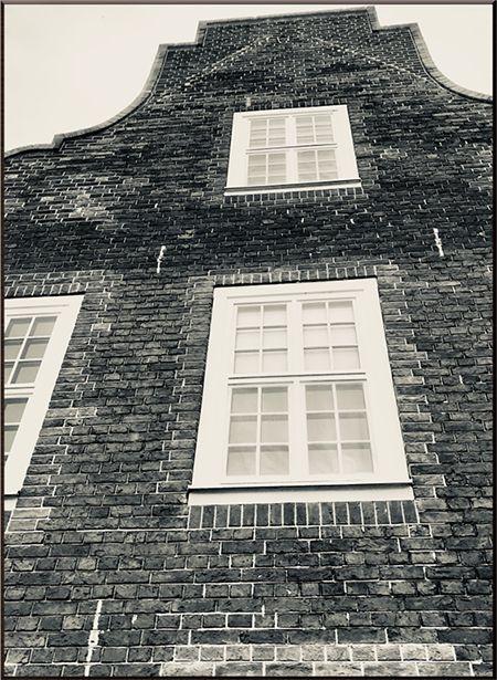 Casa de tijolos
